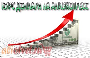 Почему курс доллара на алиэкспресс выше курса цб